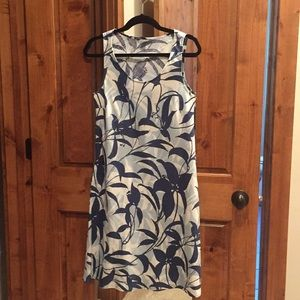 Tommy Bahama summer dress. Wore once.